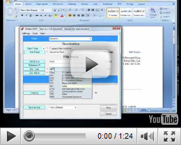 Naming and Search in eXadox MSO Video